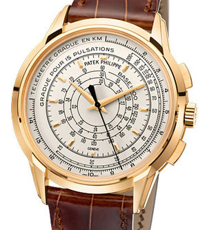 Patek Philippe 175th Commemorative Watches 5975J-001