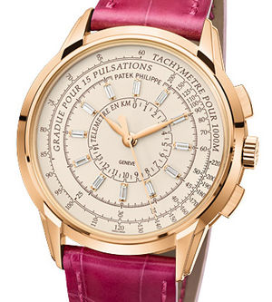 Patek Philippe 175th Commemorative Watches 4675R-001