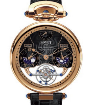 Bovet Fleurier Amadeo Grand Complications AIRS001