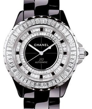 Chanel J12 Black H2027