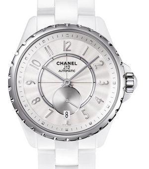 Chanel J12 White H3837