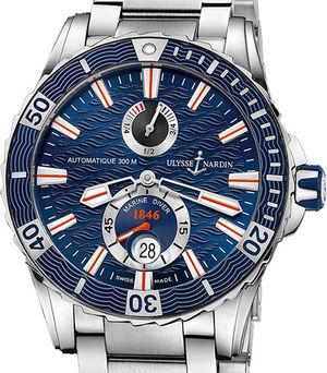 263-10LE-7M/953-BQ Ulysse Nardin Diver