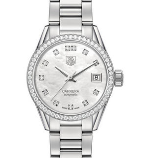 WAR2415.BA0770 Tag Heuer Lady Carrera Collection