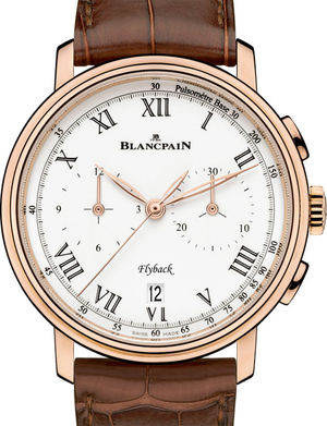 Blancpain Villeret Chronograph 6680F-3631-55B
