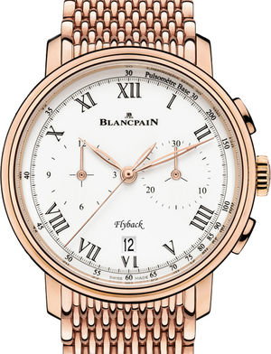 Blancpain Villeret Chronograph 6680F-3631-MMB