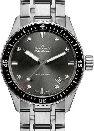 5000 1110 70B Blancpain Fifty Fathoms