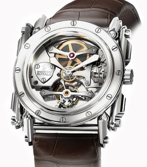 Manufacture Royale Androgyne Collection AN43.01P01.A