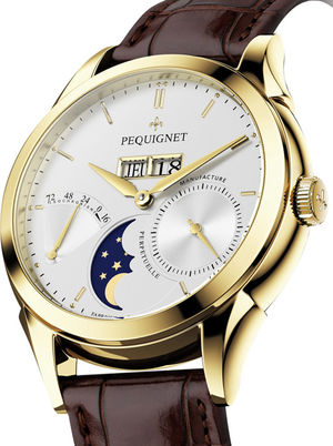 9011438CG Pequignet Manufacture Royal