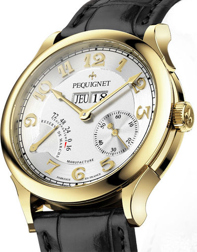 9001438cn Pequignet часы Manufacture Collection Paris Royale