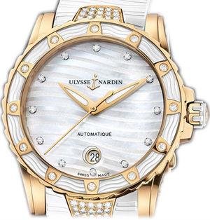 8156-180E-3C/10 Ulysse Nardin Diver Lady