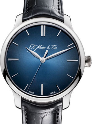 1343-0601 H.Moser & Cie Endeavour Centre Seconds