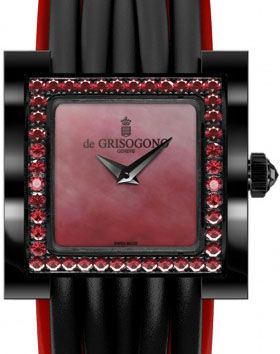 Allegra Acier S04  de Grisogono Allegra watch