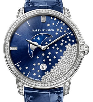 MIDQMP39WW004 Harry Winston Midnight Collection