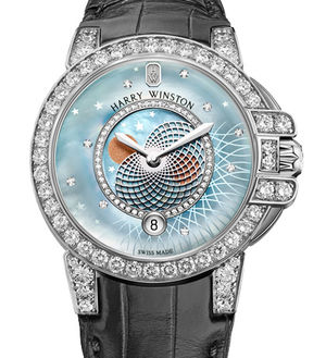 OCEQMP36WW023 Harry Winston Ocean