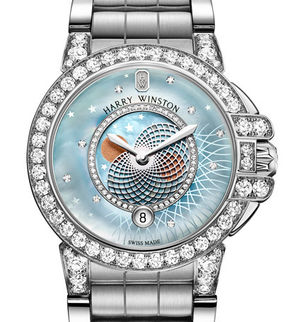 CEQMP36WW024 Harry Winston Ocean