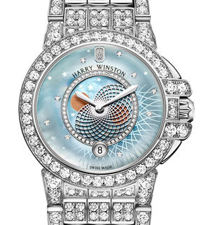 OCEQMP36WW025 Harry Winston Ocean