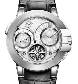 OCEATG45WW006 Harry Winston Ocean