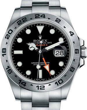 216570 Black Rolex Explorer