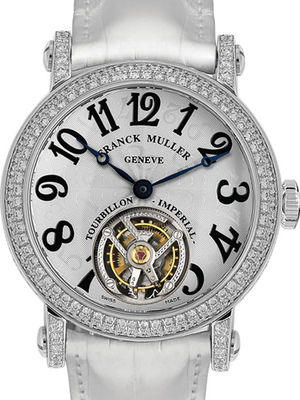 7002 T D  Franck Muller Round collection