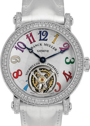 7002 T COL DRM D Franck Muller Round collection
