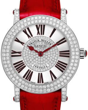 8041 QZ D CD 1P Franck Muller Round collection