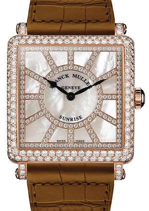 Franck Muller Sunrise / Playa Collection 6002 L QZ SNR D CD