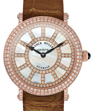 Franck Muller Sunrise / Playa Collection  8041 QZ SNR D CD