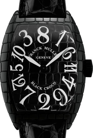 8880 CH BLK CRO Franck Muller Croco Collection