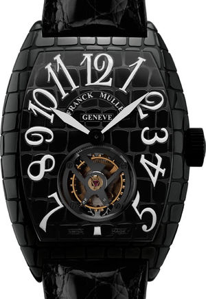 8880 T BLK CRO Franck Muller Croco Collection
