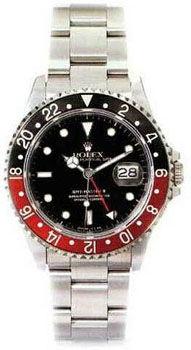 Rolex GMT-Master II 16710blkred