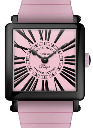 Franck Muller Sunrise / Playa Collection 6002 M QZ NR