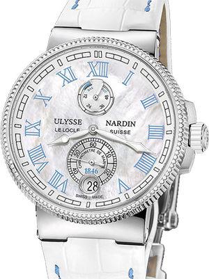 Ulysse Nardin Marine Chronometer Lady 1183-126B/430