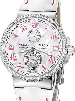 1183-126B/470 Ulysse Nardin Marine Chronometer Lady