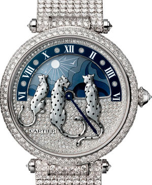 Cartier Creative Jeweled watches HPI00931