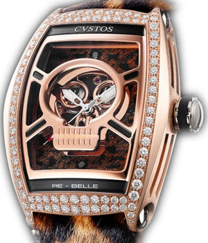 Re-Belle Lady Charm Skull Cvstos Re-Belle