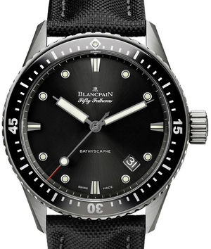 5000-1230-B52A Blancpain Fifty Fathoms