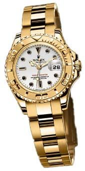 Rolex Yacht-Master 169628 white dial