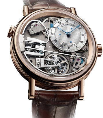 7087BR/G1/9XV Breguet часы 7087 Minute Repeater Tourbillon 2016