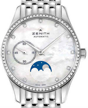 16.2310.692/81.M2310  Zenith Star Ladies