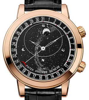 Patek Philippe Grand Complications 6102R-001