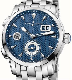 Ulysse Nardin Dual Time Manufacture 3343-126LE-7/93