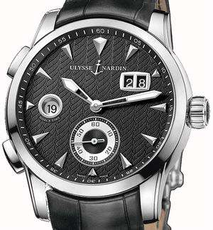 3343-126/912 Ulysse Nardin Dual Time Manufacture