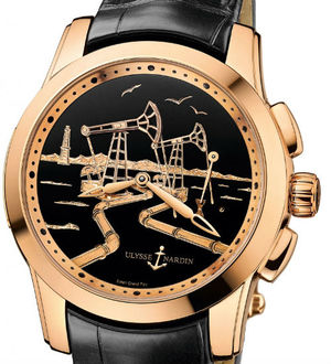 6106-131/E2-OIL Ulysse Nardin Classic Complications