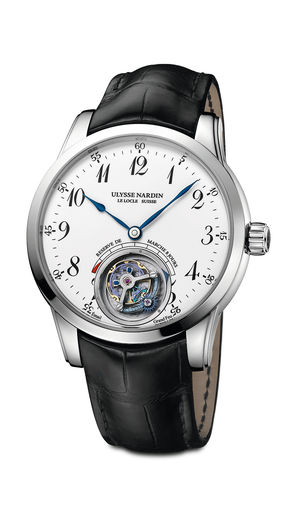 1780-133 Ulysse Nardin часы Ulysse Anchor Tourbillon Limited