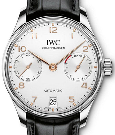 IW500704 IWC часы Automatic stainless steel 2015