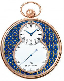 J080033043 Jaquet Droz JD Pocket watch