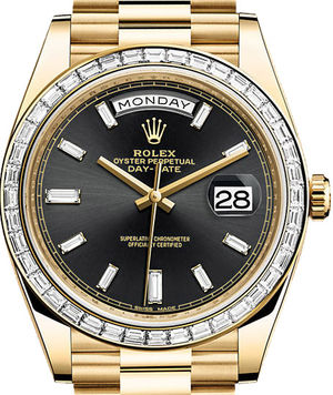 228398TBR Rolex Day-Date 40