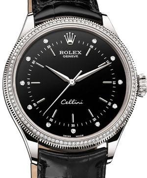 50609RBR Rolex Cellini
