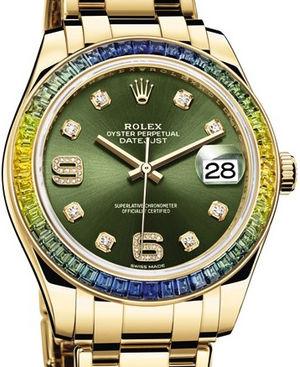 Rolex Pearlmaster 86348SABLV