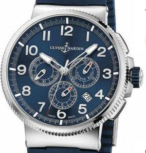 1503-150LE-3/63-VB Ulysse Nardin Marine Chronograph